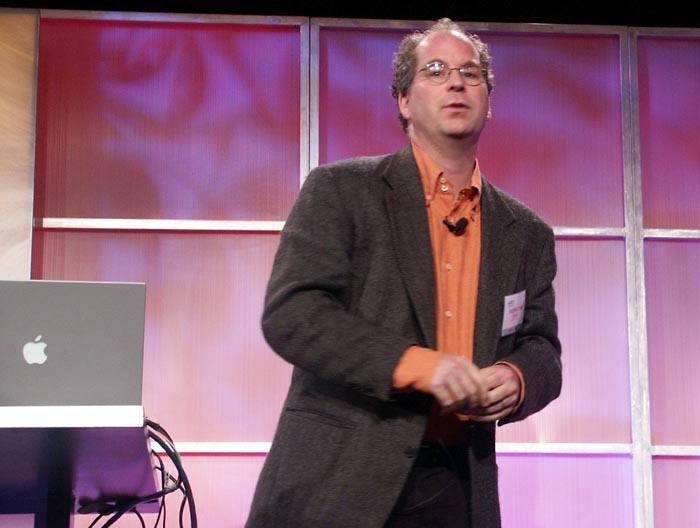 Internet Archive founder Brewster Kahle