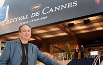 JD at Cannes