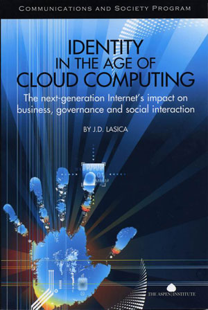 Identity in the Age of Cloud Computing book jacket
