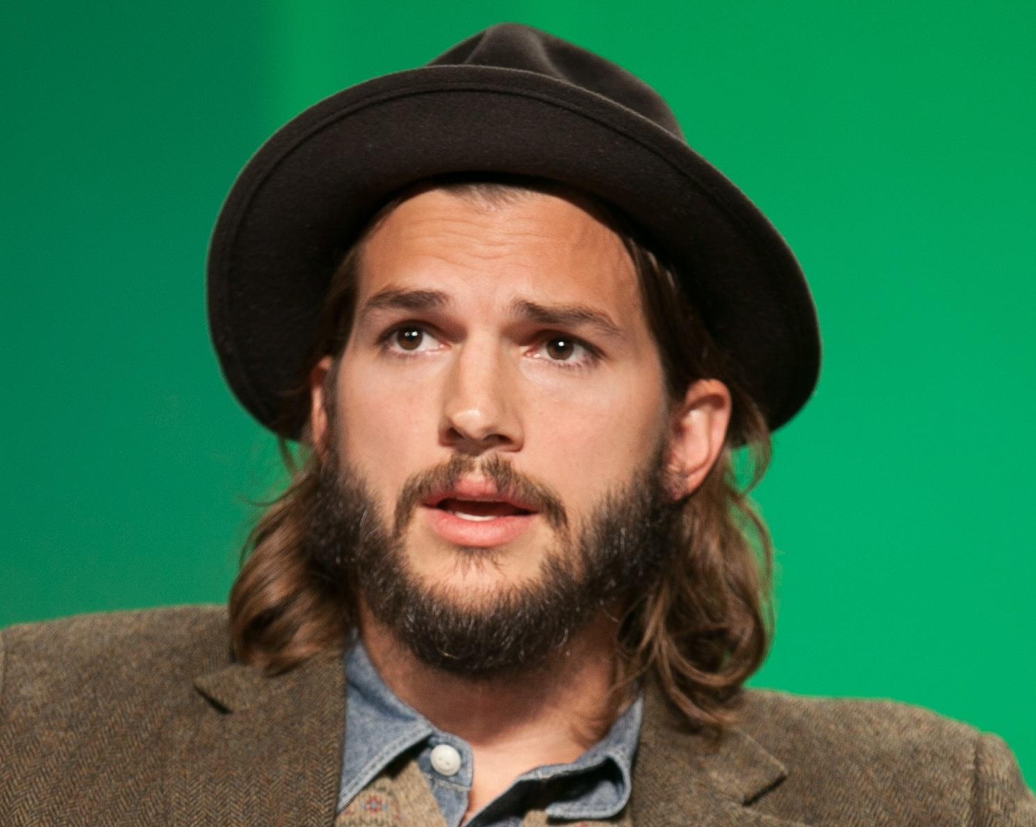 Ashton Kutcher in 2011