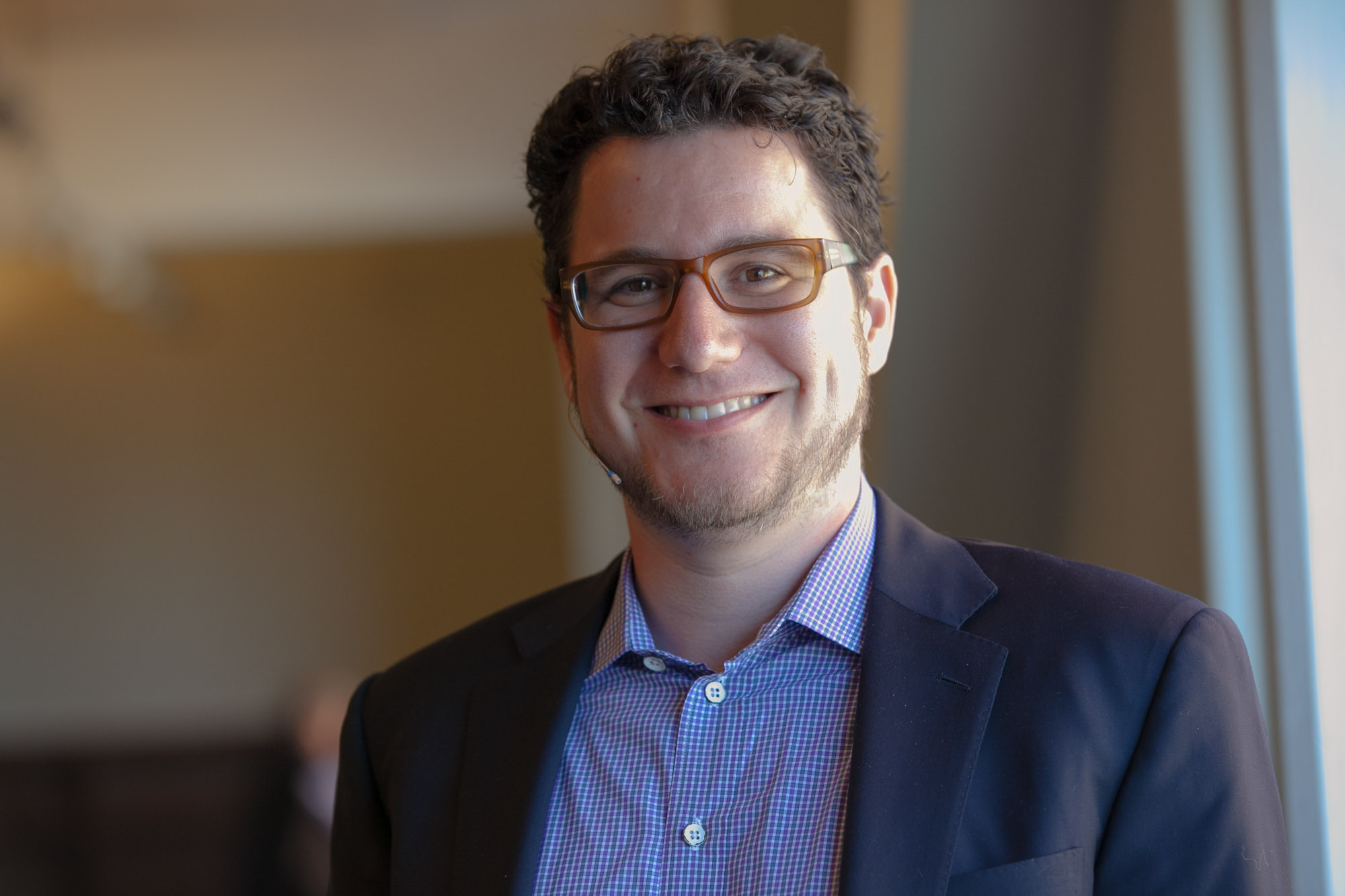 Author Eric Ries, founder of the Lean Startup conference