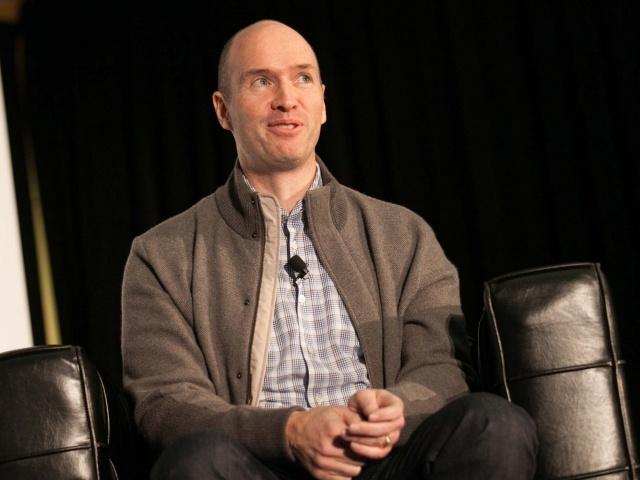 Ben Horowitz during his talk
