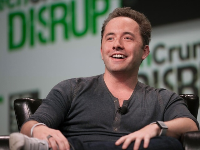 Drew Houston, Dropbox