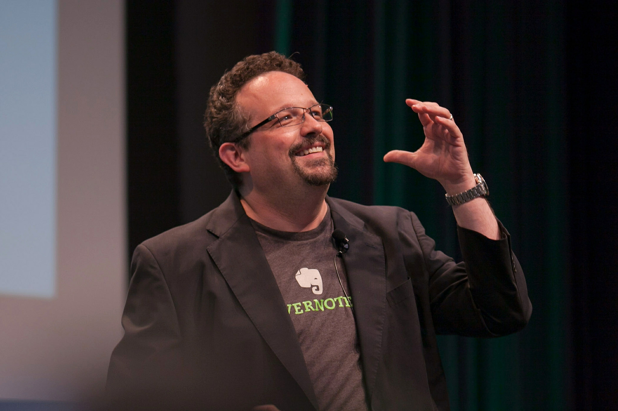 Evernote co-founder Phil Libin