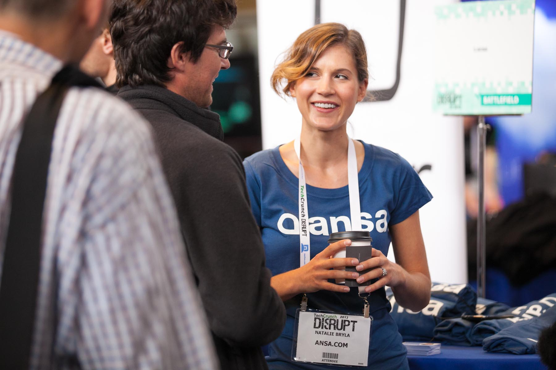 Natalie Bryla, Ansa founder