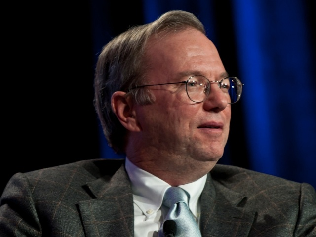 Eric Schmidt at Web 2.0 in 2010