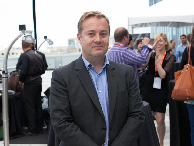Jason Calacanis at Launch Mobile in 2013