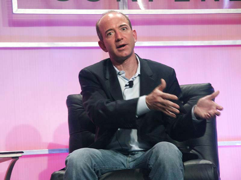 Jeff Bezos at Web 2.0, 2008