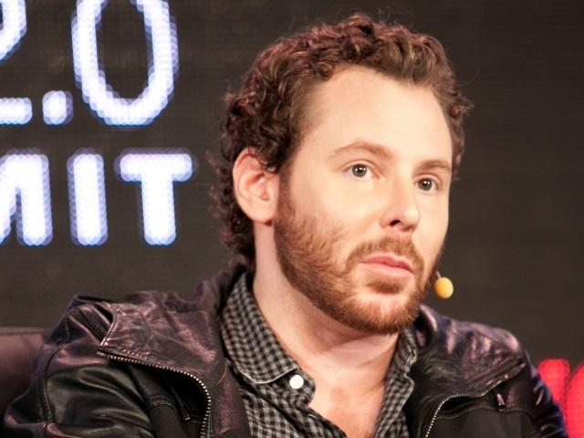 Sean Parker in 2011