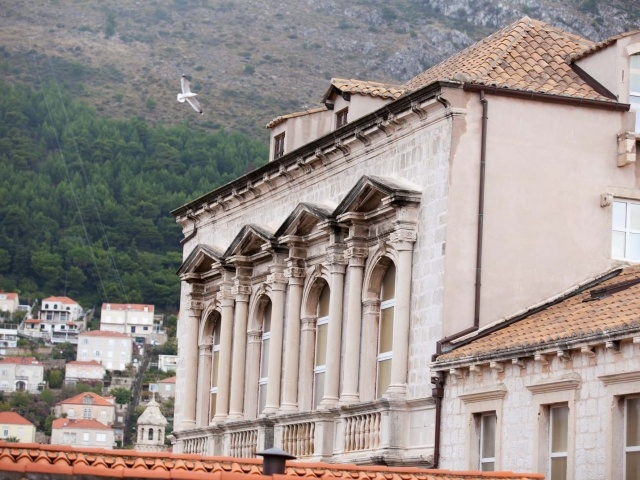 Dubrovnik buildings