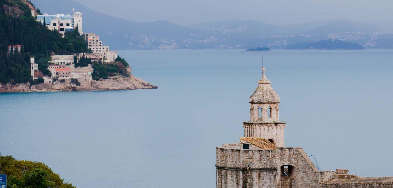 Dubrovnik steeple