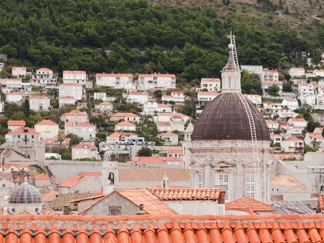 Dubrovnik dome