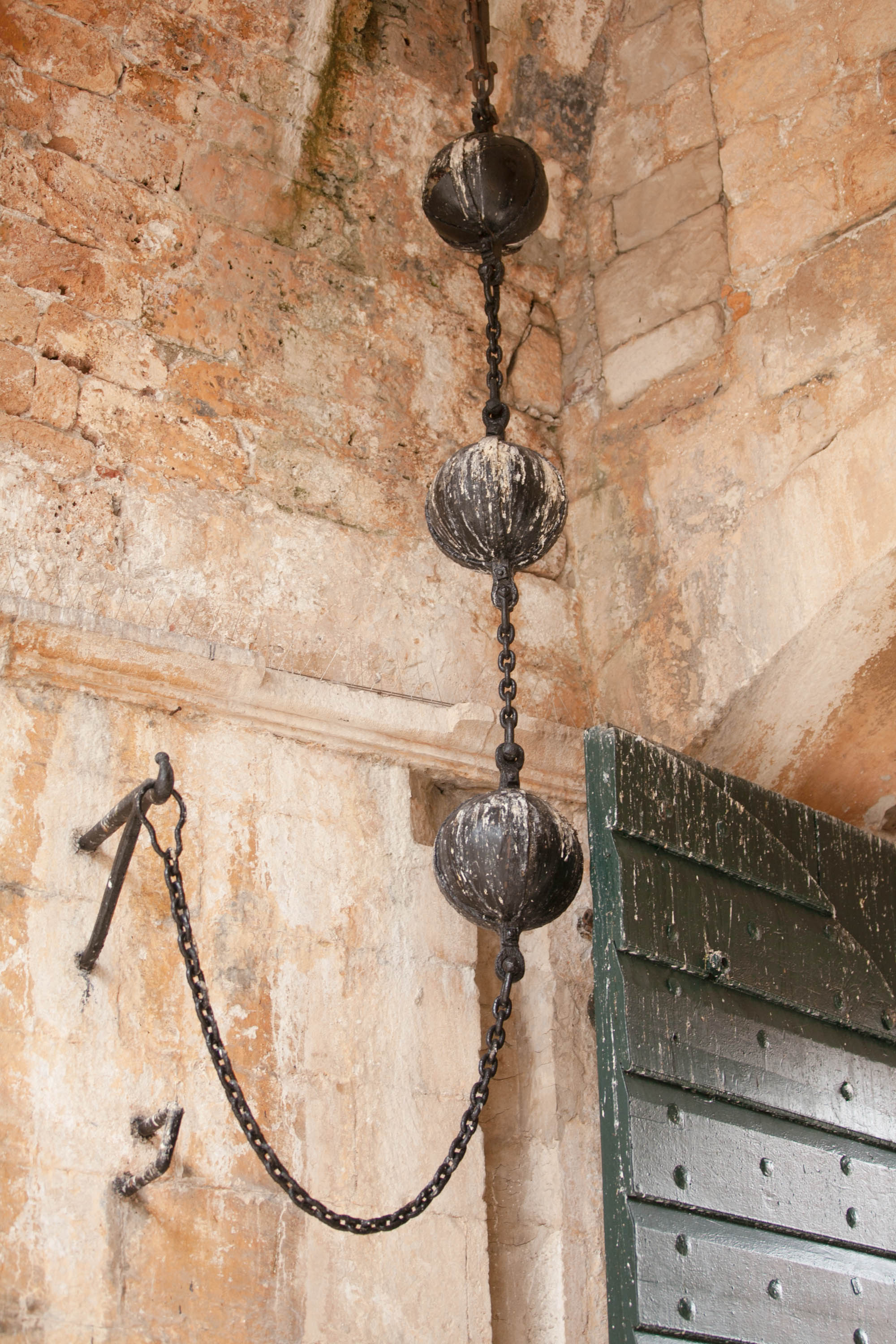 Dubrovnik gate weights