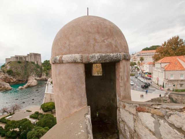 Dubrovnik lookout