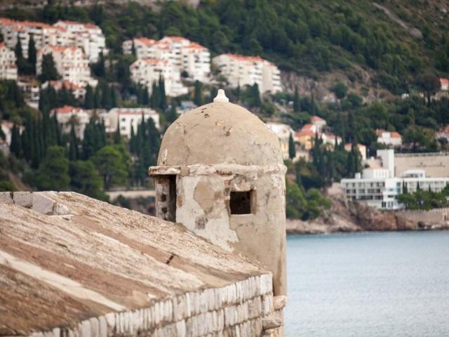 Dubrovnik turret