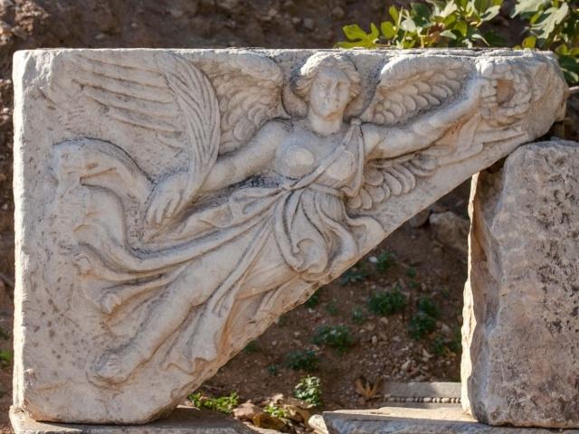 Ephesus angel