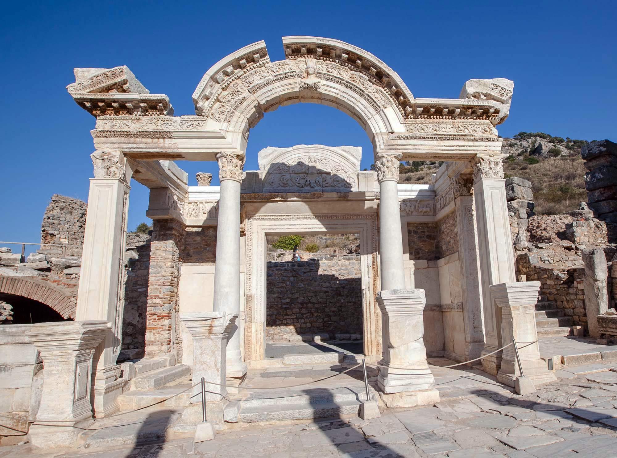 Ephesus archway