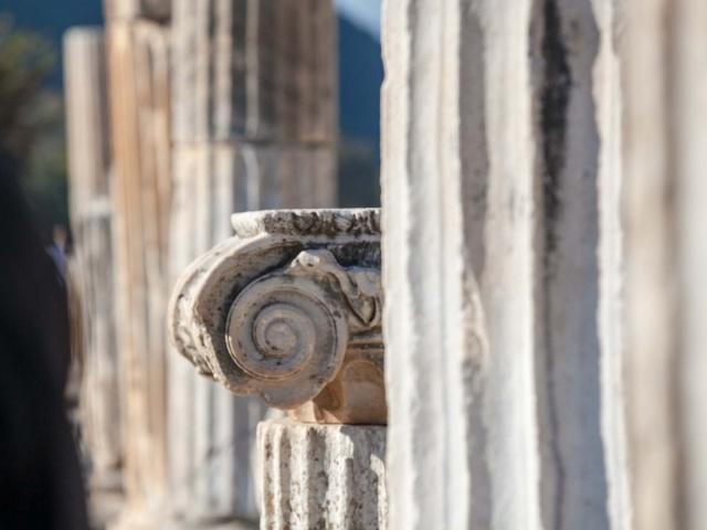 Ephesus column