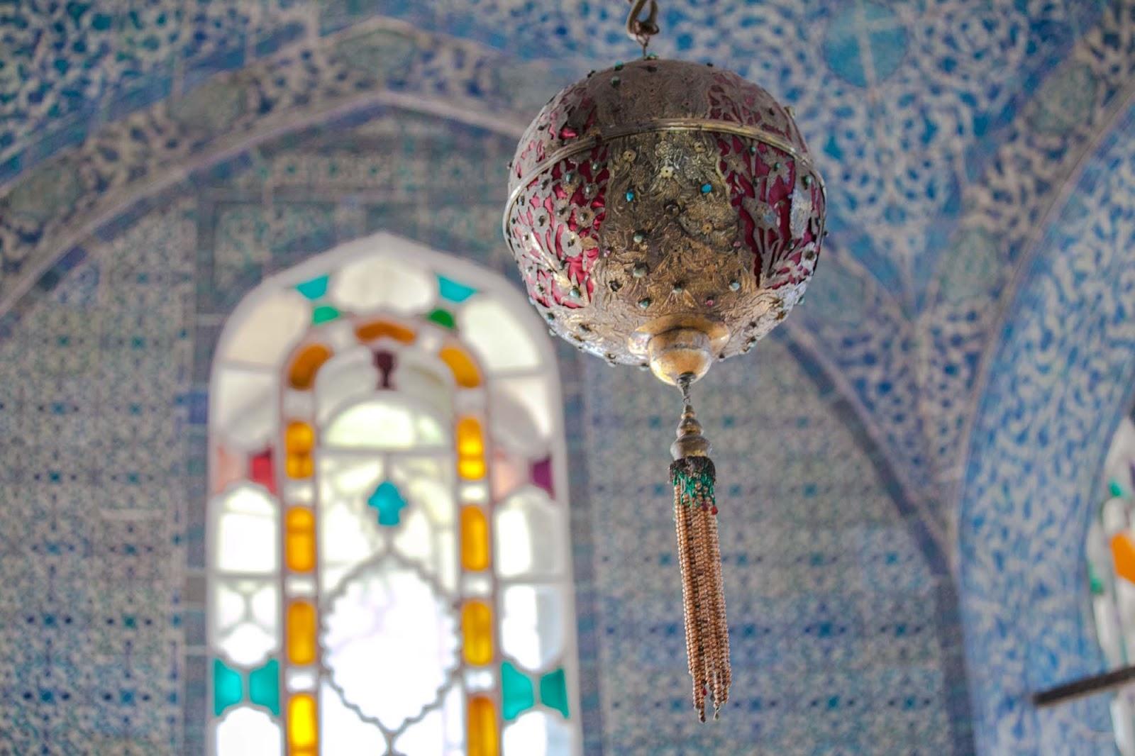 Globe at Topkapi Palace in Istanbul