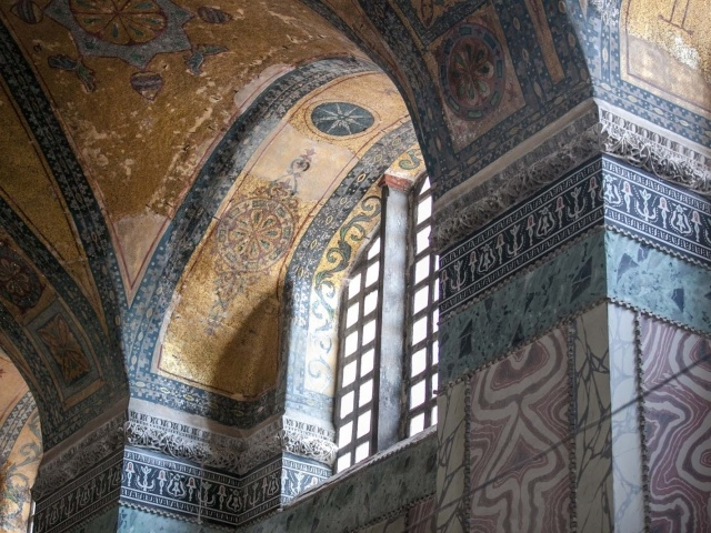 Hagia Sophia window