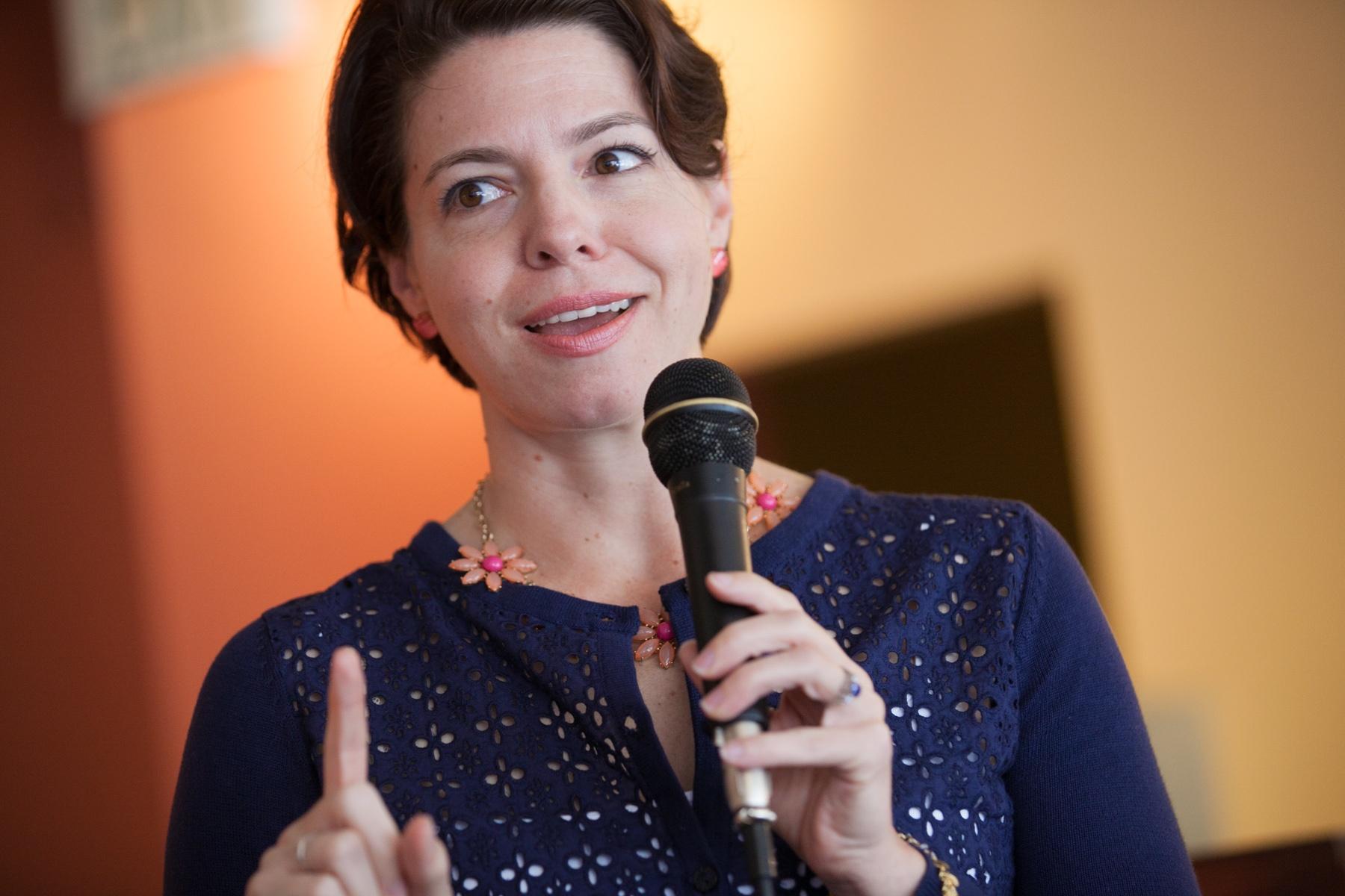 Jory Des Jardins, BlogHer co-founder