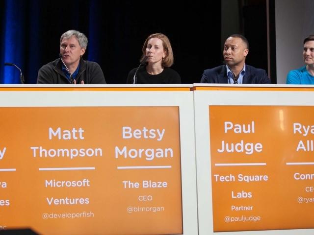 Judges at Launch
