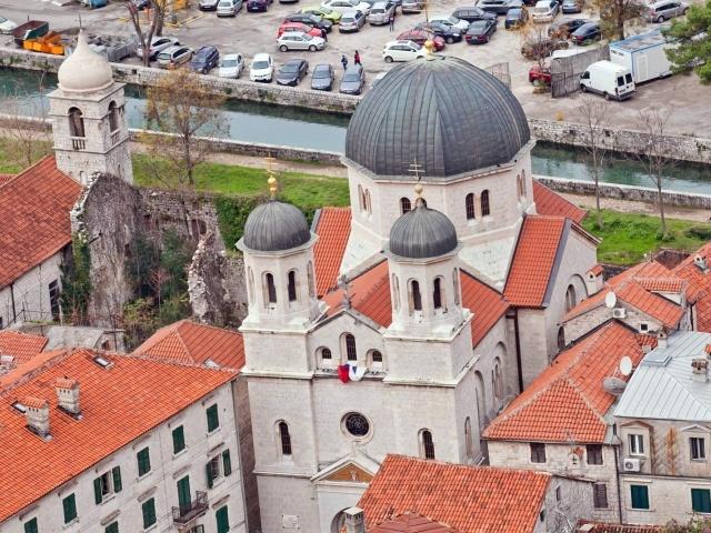 Kotor basilica