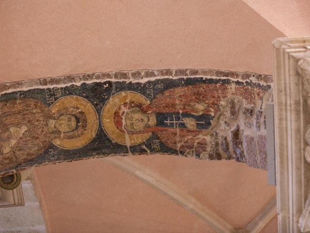 Kotor church medieval motif