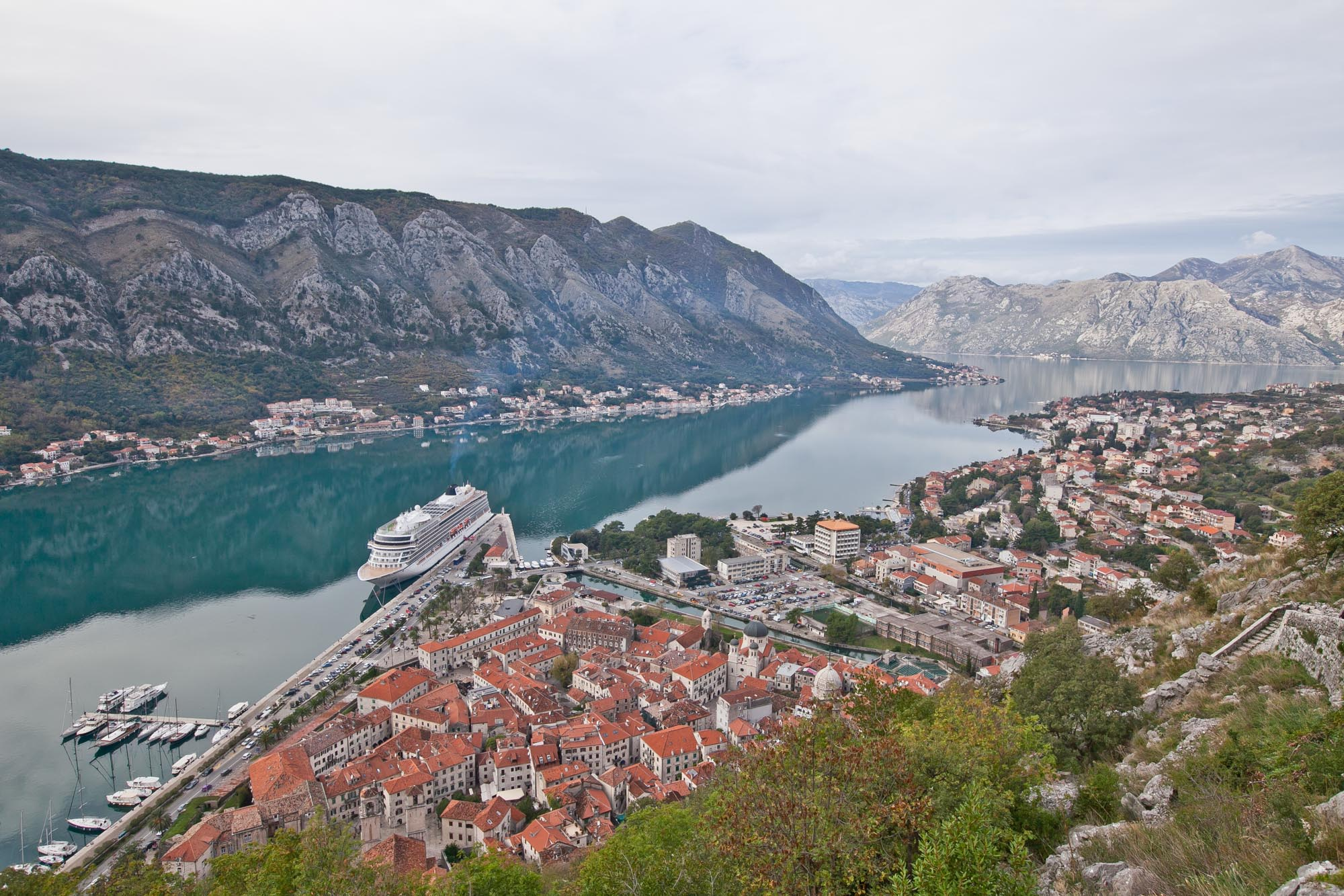 Kotor overlook