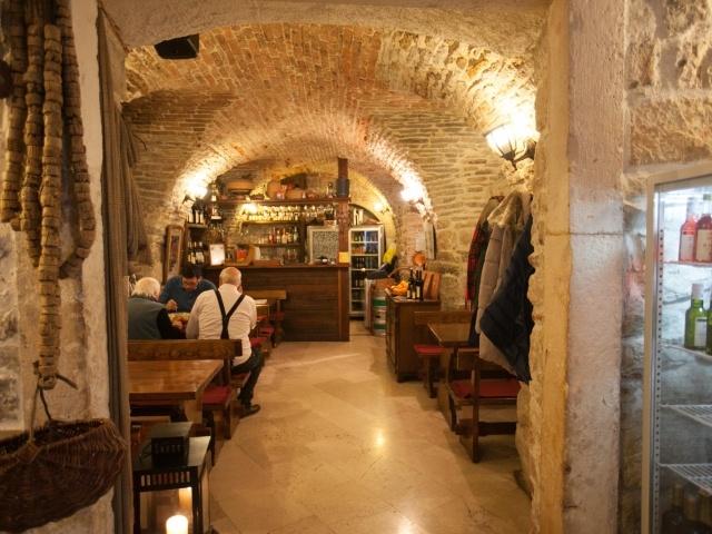 Kotor restaurant