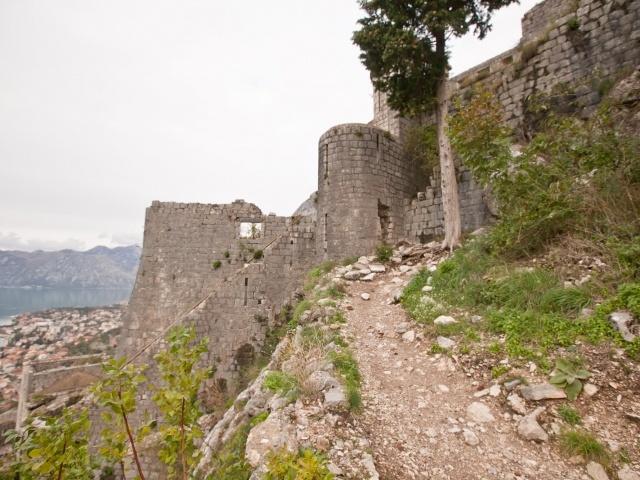 Kotor ruins