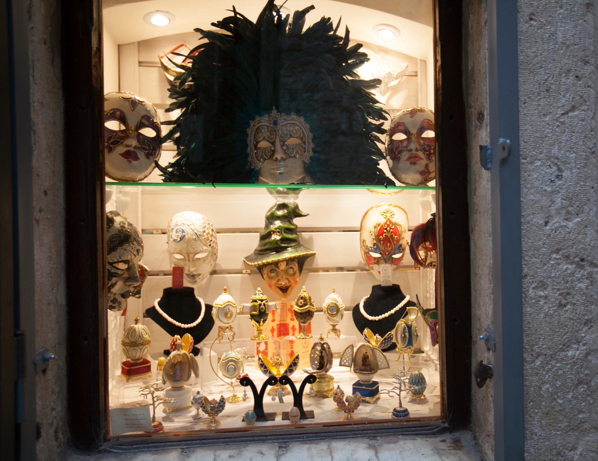 Kotor shop window
