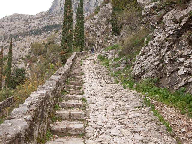 Kotor steps
