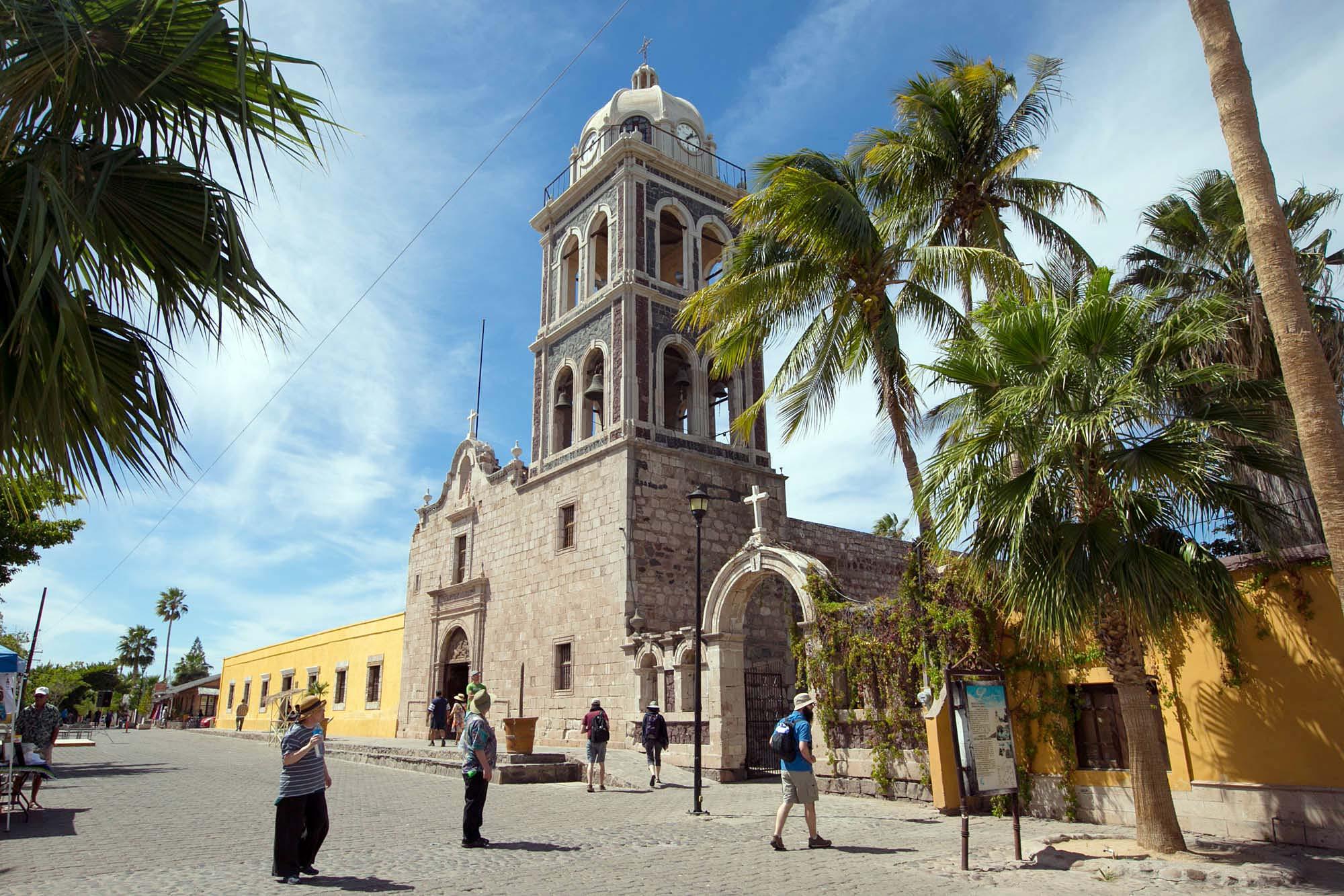 Mission of Nuestra Senora de Loreto Concho