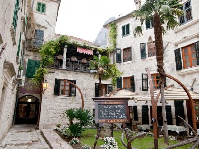 Montenegro eatery