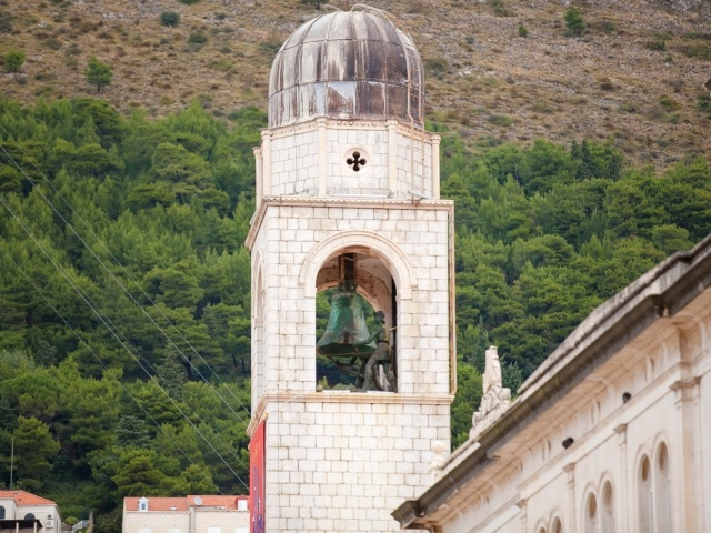 Old Dubrovnik belltower