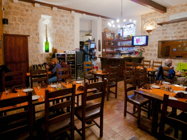 Old Dubrovnik eatery