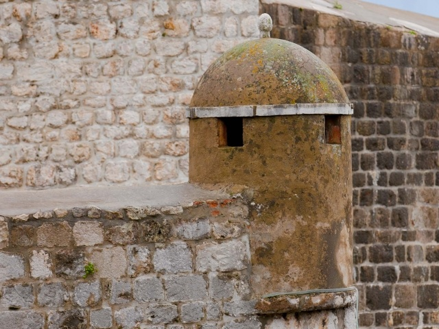 Old Dubrovnik turret