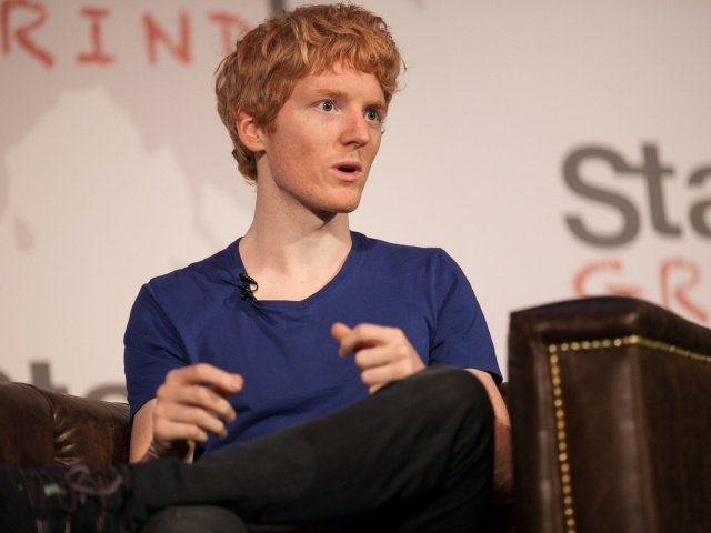 Patrick Collison of Stripe