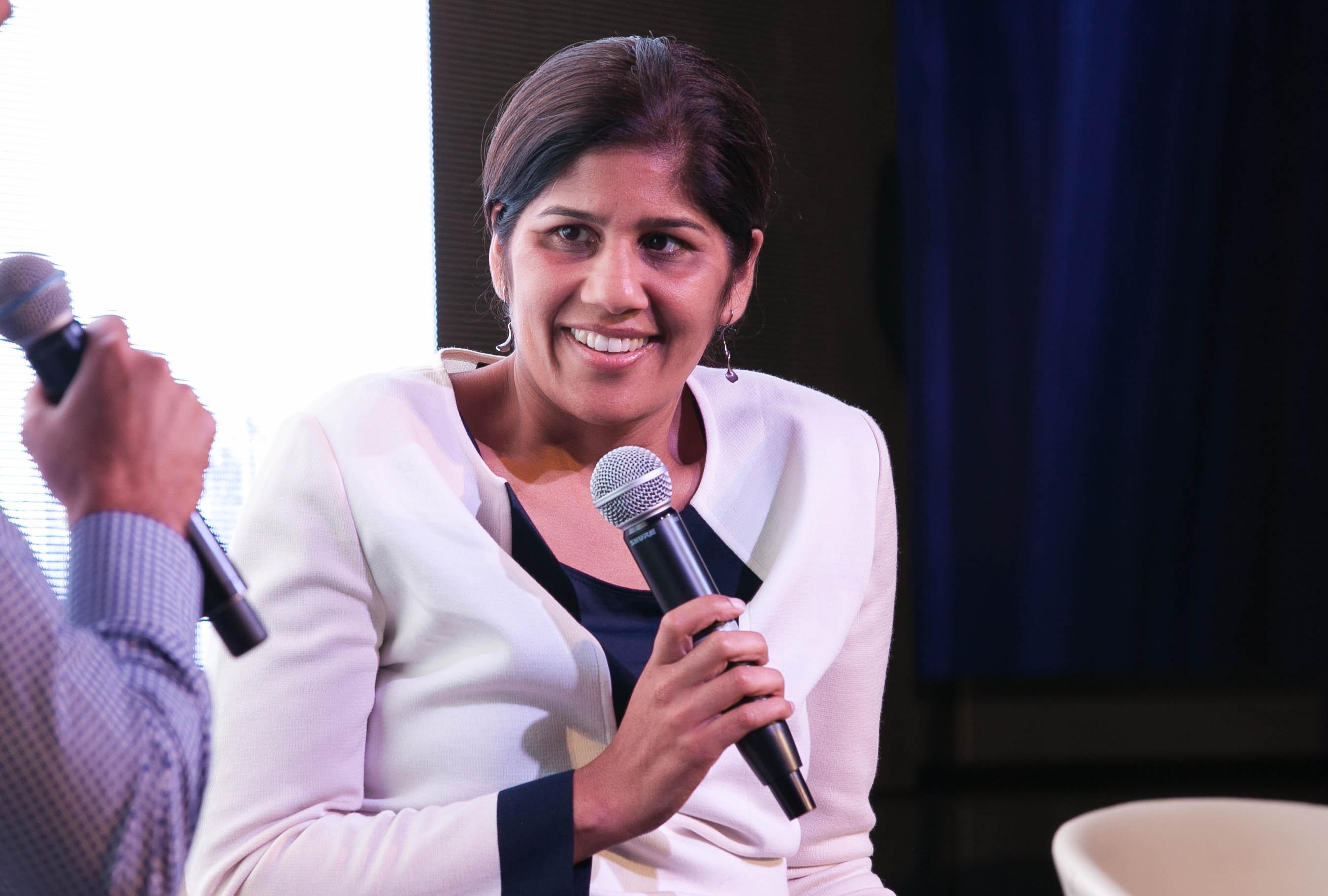 Selina Tobaccowala, President of SurveyMonkey