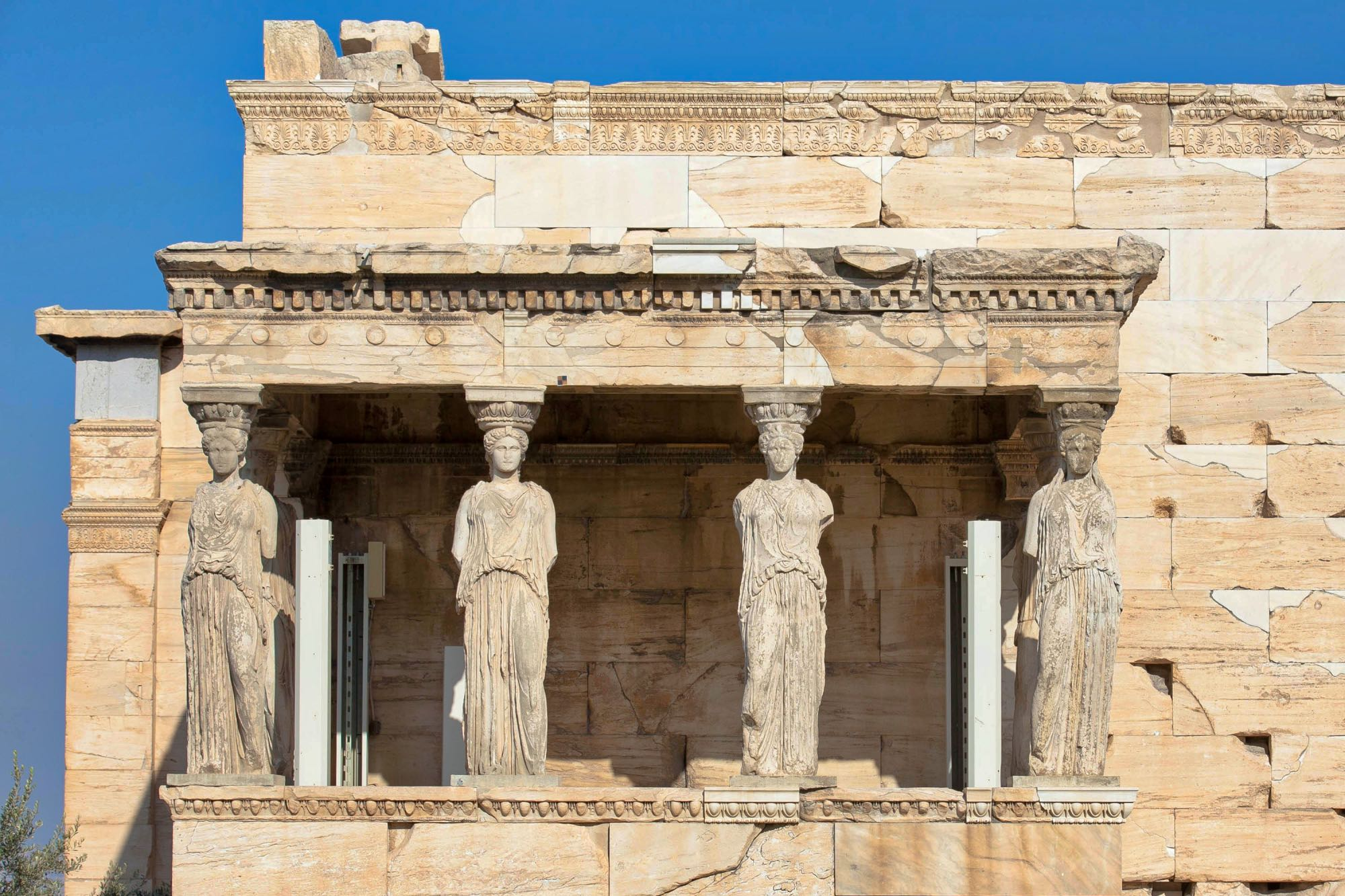 Temple of Athena at Acropolis