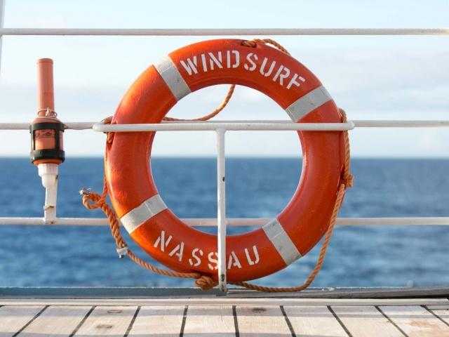 Wind Surf life preserver