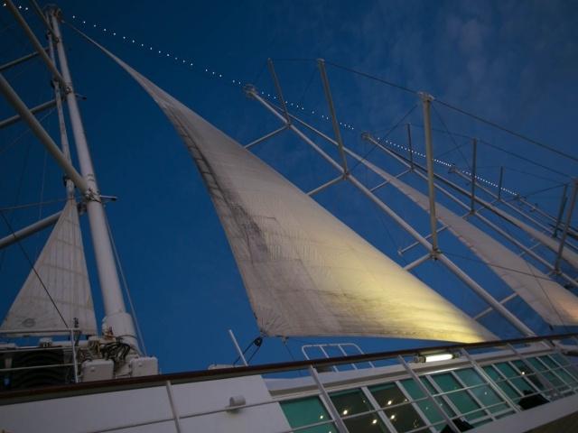 Wind Surf sails
