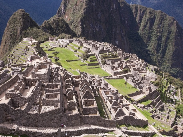 Heart of Machu Picchu
