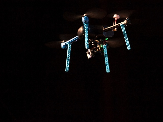 x8 multicopter