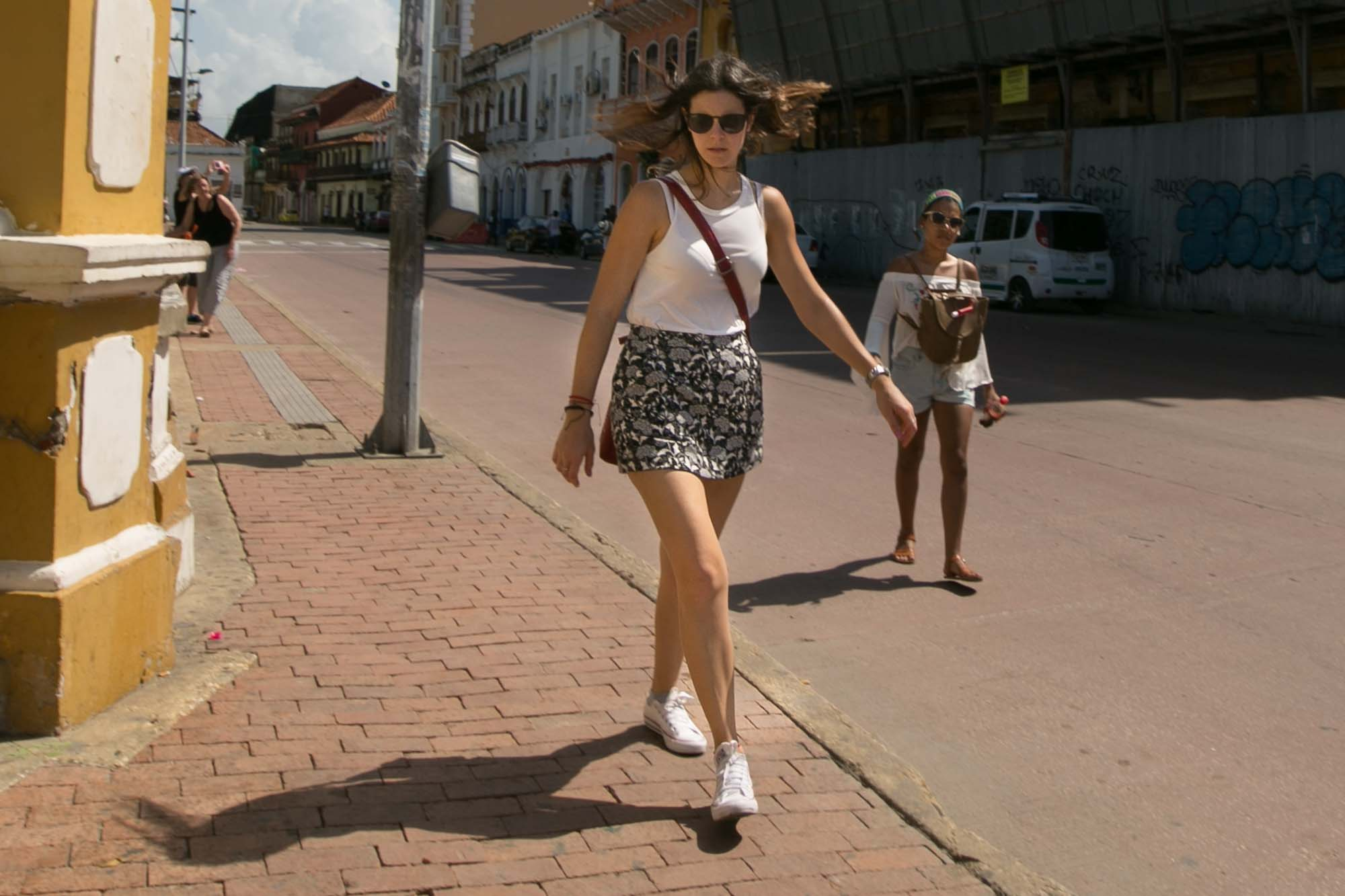 Cartagena locals
