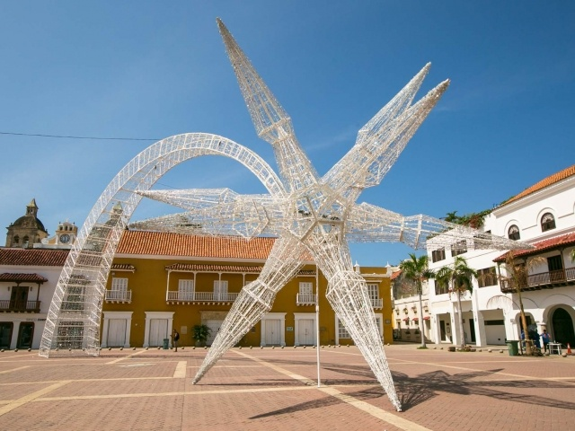 Public art in Cartagena