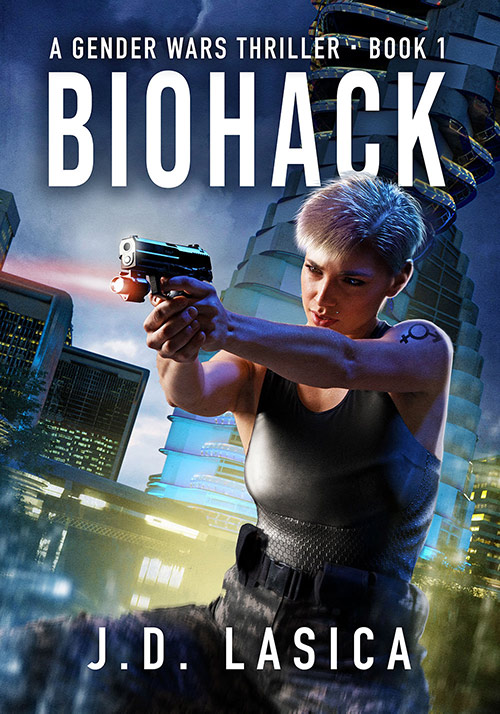 Biohack cover image