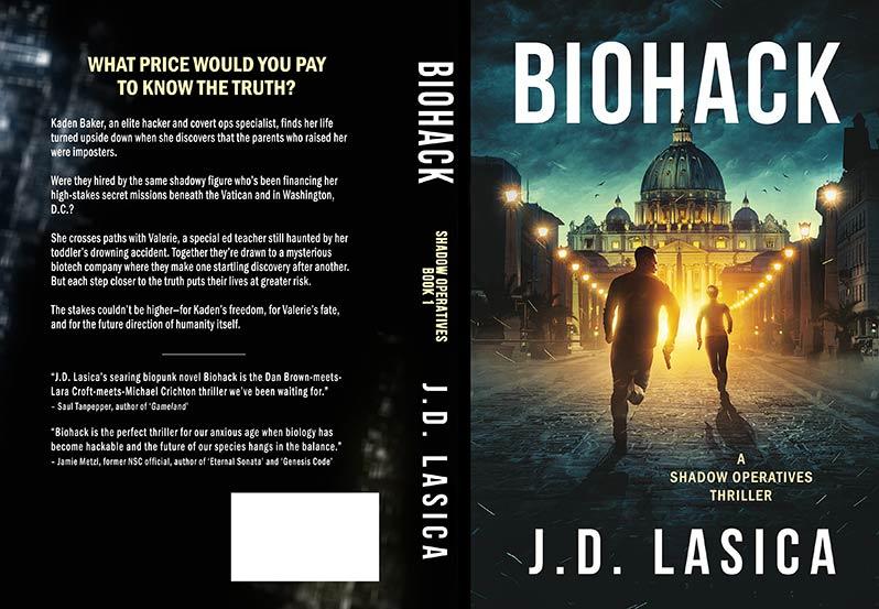 Biohack-paperback