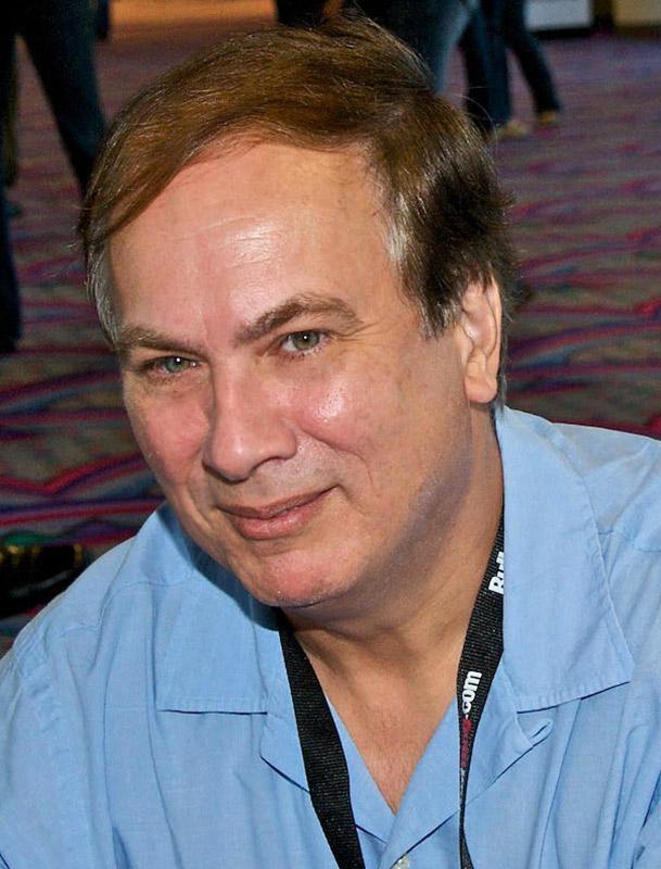 Thriller author J.D. Lasica (600 px)